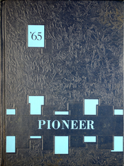 1965 Edition, Western Mennonite School - Pioneer Yearbook (Salem, OR)