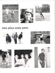 Page 15, 1966 Edition, Western Mennonite School - Pioneer Yearbook (Salem, OR) online yearbook collection