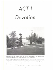 Page 17, 1966 Edition, Western Mennonite School - Pioneer Yearbook (Salem, OR) online yearbook collection
