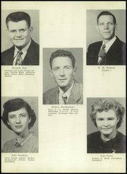 Page 10, 1953 Edition, Myrtle Creek High School - Yearbook (Myrtle Creek, OR) online yearbook collection