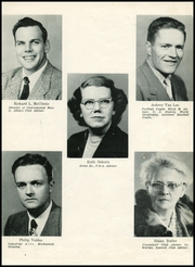 Page 11, 1953 Edition, Myrtle Creek High School - Yearbook (Myrtle Creek, OR) online yearbook collection