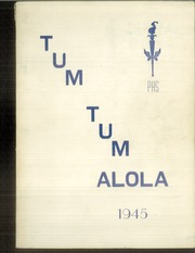 1945 Edition, Prospect High School - Tum Tum Yearbook (Prospect, OR)