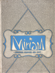 Page 1, 1960 Edition, St Mary of the Valley Academy - Miriam Yearbook (Beaverton, OR) online yearbook collection