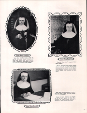 Page 15, 1960 Edition, St Mary of the Valley Academy - Miriam Yearbook (Beaverton, OR) online yearbook collection