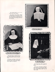 Page 17, 1960 Edition, St Mary of the Valley Academy - Miriam Yearbook (Beaverton, OR) online yearbook collection