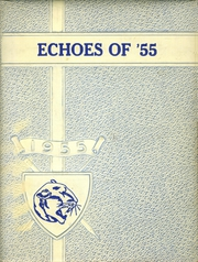 Page 1, 1955 Edition, Echo High School - Echoes Yearbook (Echo, OR) online yearbook collection