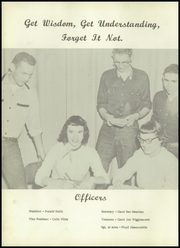 Page 12, 1955 Edition, Echo High School - Echoes Yearbook (Echo, OR) online yearbook collection