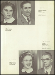 Page 13, 1955 Edition, Echo High School - Echoes Yearbook (Echo, OR) online yearbook collection