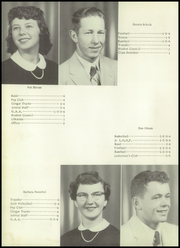Page 14, 1955 Edition, Echo High School - Echoes Yearbook (Echo, OR) online yearbook collection