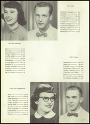 Page 16, 1955 Edition, Echo High School - Echoes Yearbook (Echo, OR) online yearbook collection