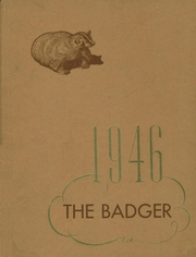1946 Edition, Powder Valley High School - Badger Yearbook (North Powder, OR)
