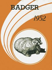 1952 Edition, Powder Valley High School - Badger Yearbook (North Powder, OR)