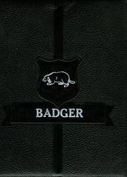 1953 Edition, Powder Valley High School - Badger Yearbook (North Powder, OR)