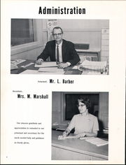 Page 8, 1966 Edition, Eddyville High School - Eagle Yearbook (Eddyville, OR) online yearbook collection