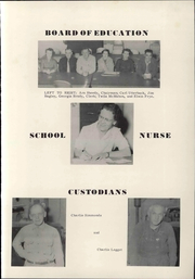 Page 11, 1956 Edition, Powers High School - Cruiser Yearbook (Powers, OR) online yearbook collection