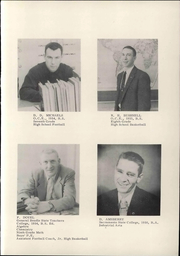 Page 15, 1956 Edition, Powers High School - Cruiser Yearbook (Powers, OR) online yearbook collection