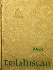 1968 Edition, Triangle Lake School - Trilahiscan Yearbook (Blachly, OR)