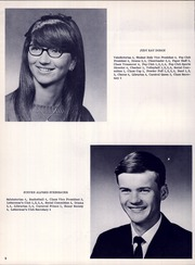 Page 12, 1968 Edition, Triangle Lake School - Trilahiscan Yearbook (Blachly, OR) online yearbook collection