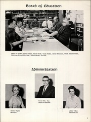Page 7, 1968 Edition, Triangle Lake School - Trilahiscan Yearbook (Blachly, OR) online yearbook collection