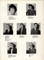 Page 9, 1968 Edition, Triangle Lake School - Trilahiscan Yearbook (Blachly, OR) online yearbook collection