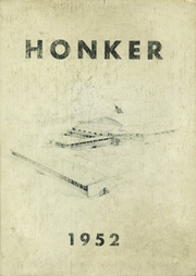 Arlington High School - Honker Yearbook (Arlington, OR) online yearbook collection, 1952 Edition, Page 1