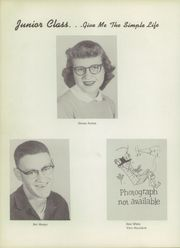 Arlington High School - Honker Yearbook (Arlington, OR) online yearbook collection, 1954 Edition, Page 28