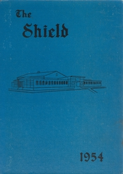 Page 1, 1954 Edition, St Francis High School - Shield Yearbook (Eugene, OR) online yearbook collection