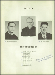 Page 8, 1954 Edition, St Francis High School - Shield Yearbook (Eugene, OR) online yearbook collection