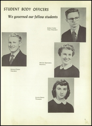 Page 9, 1954 Edition, St Francis High School - Shield Yearbook (Eugene, OR) online yearbook collection