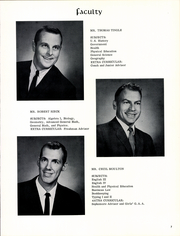 Page 11, 1964 Edition, Jordan Valley High School - Mustang Yearbook (Jordan Valley, OR) online yearbook collection