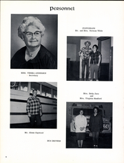 Page 12, 1964 Edition, Jordan Valley High School - Mustang Yearbook (Jordan Valley, OR) online yearbook collection