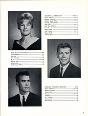 Page 17, 1964 Edition, Jordan Valley High School - Mustang Yearbook (Jordan Valley, OR) online yearbook collection