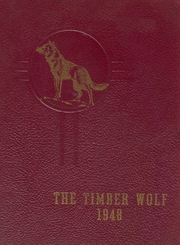 1948 Edition, Mill City High School - Timberwolf Yearbook (Mill City, OR)