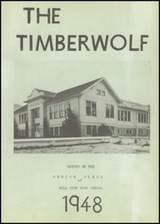 Page 5, 1948 Edition, Mill City High School - Timberwolf Yearbook (Mill City, OR) online yearbook collection