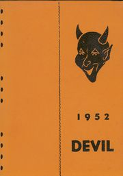 Page 1, 1952 Edition, Dayville High School - Devil Yearbook (Dayville, OR) online yearbook collection