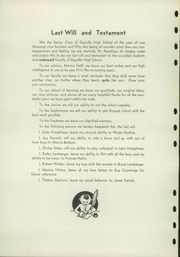 Page 16, 1952 Edition, Dayville High School - Devil Yearbook (Dayville, OR) online yearbook collection