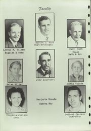 Page 9, 1952 Edition, Dayville High School - Devil Yearbook (Dayville, OR) online yearbook collection