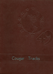 1949 Edition, Ukiah High School - Cougar Tracks Yearbook (Ukiah, OR)