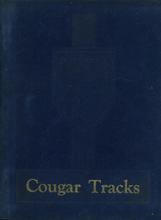 1951 Edition, Ukiah High School - Cougar Tracks Yearbook (Ukiah, OR)