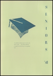 Page 13, 1941 Edition, University High School - Duckling Yearbook (Eugene, OR) online yearbook collection