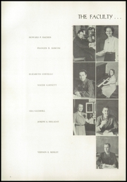 Page 8, 1941 Edition, University High School - Duckling Yearbook (Eugene, OR) online yearbook collection