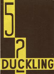 Page 1, 1952 Edition, University High School - Duckling Yearbook (Eugene, OR) online yearbook collection