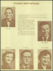 Page 12, 1952 Edition, University High School - Duckling Yearbook (Eugene, OR) online yearbook collection