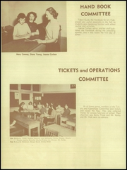 Page 14, 1952 Edition, University High School - Duckling Yearbook (Eugene, OR) online yearbook collection
