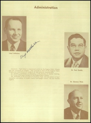 Page 8, 1952 Edition, University High School - Duckling Yearbook (Eugene, OR) online yearbook collection