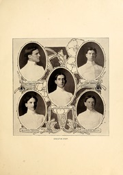 Page 15, 1900 Edition, Virginia Military Institute - Bomb Yearbook (Lexington, VA) online yearbook collection