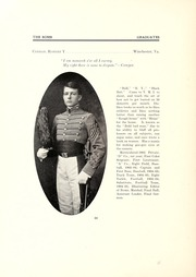 Page 36, 1905 Edition, Virginia Military Institute - Bomb Yearbook (Lexington, VA) online yearbook collection