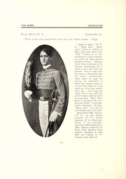 Page 38, 1905 Edition, Virginia Military Institute - Bomb Yearbook (Lexington, VA) online yearbook collection