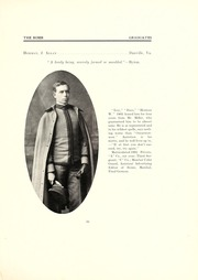 Page 39, 1905 Edition, Virginia Military Institute - Bomb Yearbook (Lexington, VA) online yearbook collection