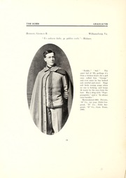 Page 40, 1905 Edition, Virginia Military Institute - Bomb Yearbook (Lexington, VA) online yearbook collection